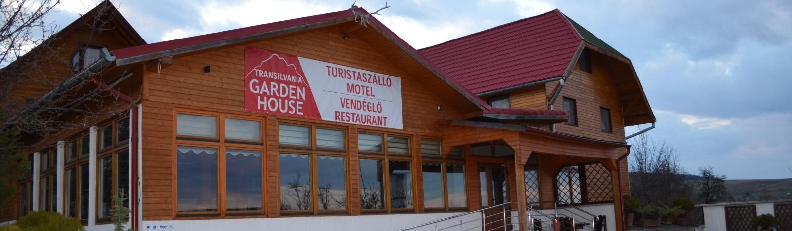 Transilvania Garden House